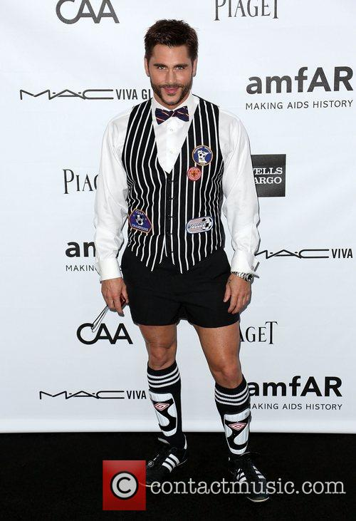 Jack Mackenroth amfAR 3rd Annual Inspiration Gala at...
