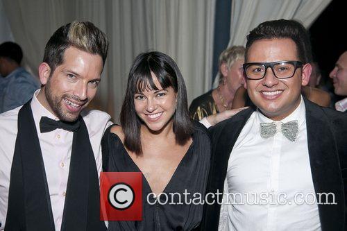 Gino Campodonico, Anne M Owen and Joseph Quinones...