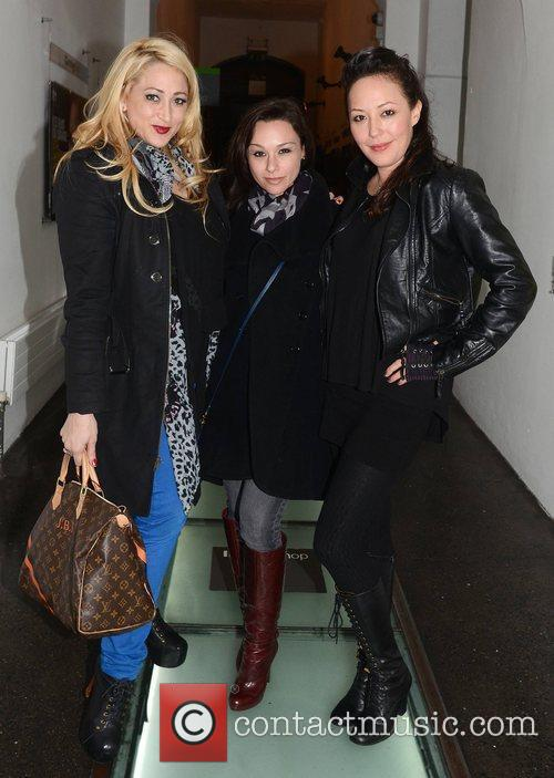 Jennifer Blanc, Danielle Harris and Alyssa Lobit 3