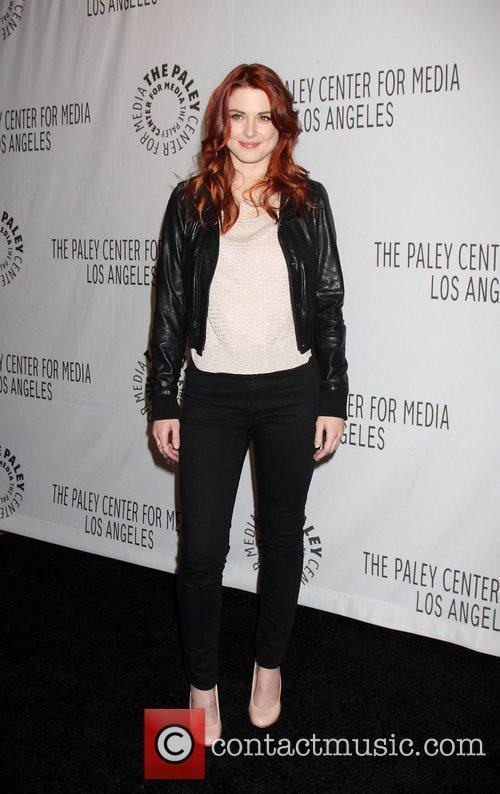 Alexandra Breckenridge 'American Horror Story' at PaleyFest 2012...