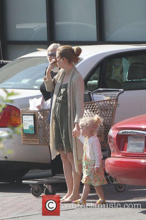 Amy Adams, Aviana Olea Le Gallo and Pavillions 5