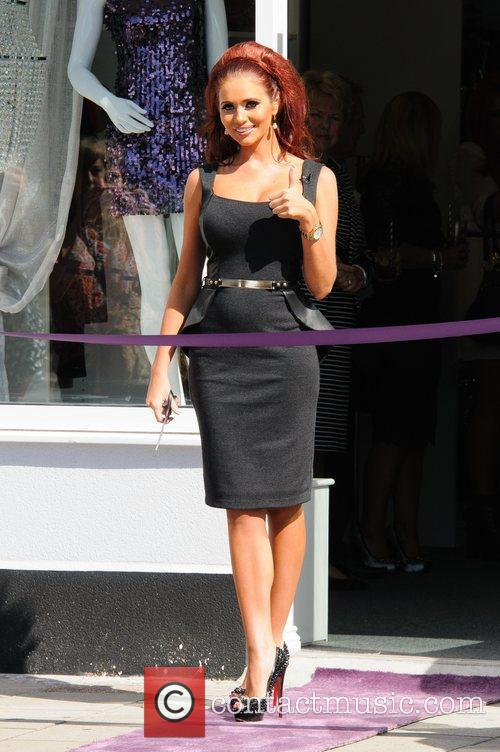 Reality TV star opens her new shop 'Amy...