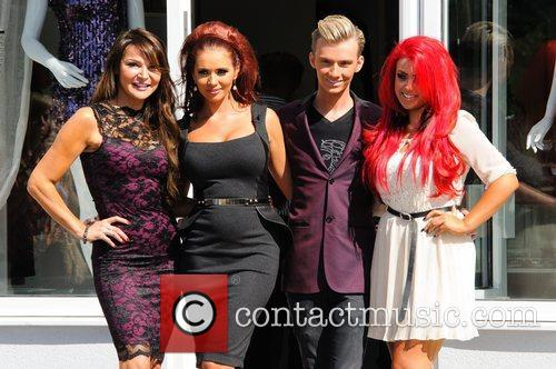 Lizzie Cundy and Amy Childs 3