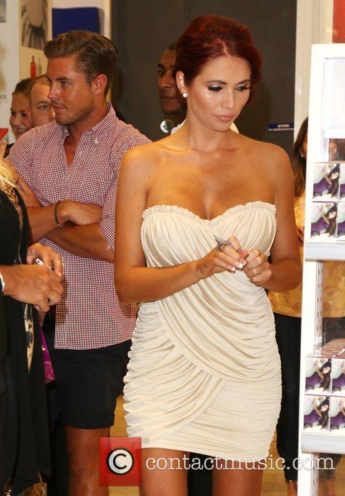 Amy Childs and David Peters 3