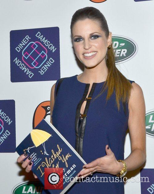 Launch party for Amy Huberman's new book