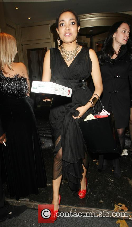 Dionne Bromfield, Amy Whinehouse Foundation, Dorchester, London and England 3