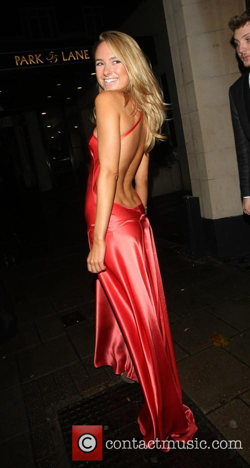 Kimberly Garner, Amy Whinehouse Foundation and Dorchester 3