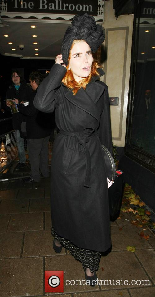 Paloma Faith, Amy Whinehouse Foundation and Dorchester 4
