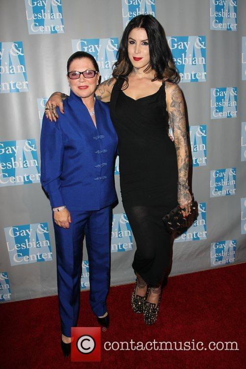 Kat Von D and Beverly Hilton Hotel 6