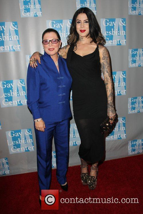 Kat Von D and Beverly Hilton Hotel 7
