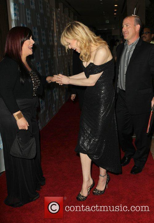 Carnie Wilson, Courtney Love and Beverly Hilton Hotel 2