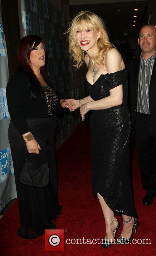 Carnie Wilson, Courtney Love and Beverly Hilton Hotel 3