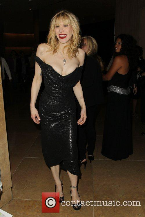 Courtney Love and Beverly Hilton Hotel 4