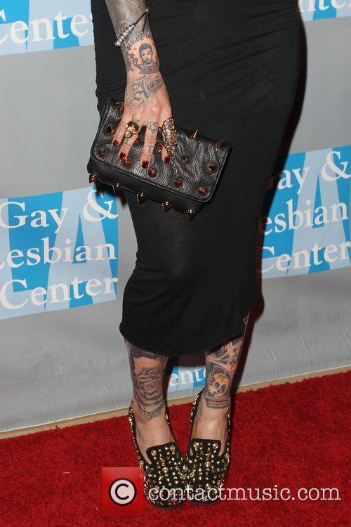 Kat Von D and Beverly Hilton Hotel 8