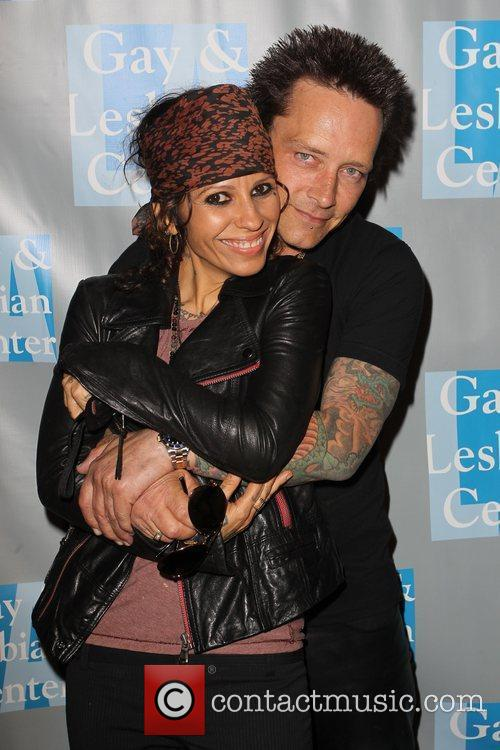 Linda Perry, Billy Morrison and Beverly Hilton Hotel 2