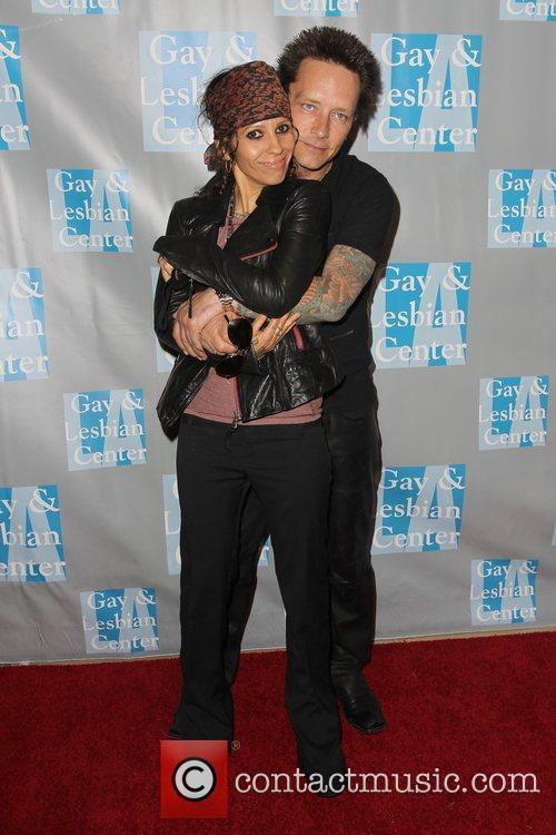Linda Perry, Billy Morrison and Beverly Hilton Hotel 3