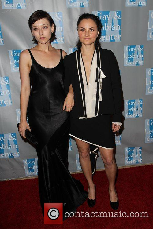 Rain Phoenix, Courtney Love and Beverly Hilton Hotel 3