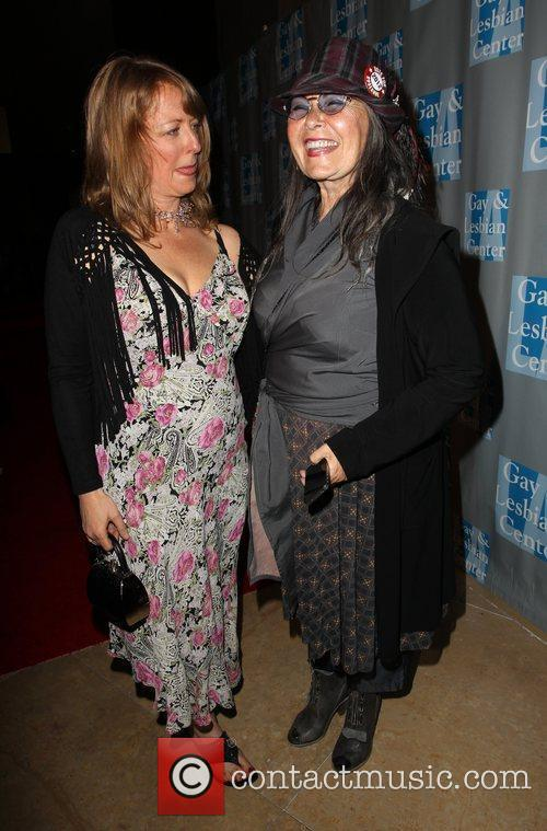 Roseanne Barr and Beverly Hilton Hotel 1