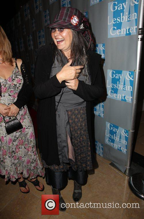 Roseanne Barr and Beverly Hilton Hotel 5