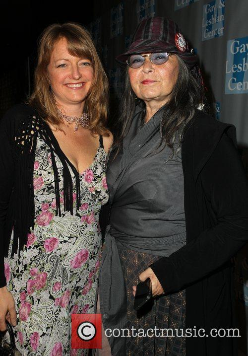 Roseanne Barr and Beverly Hilton Hotel 6