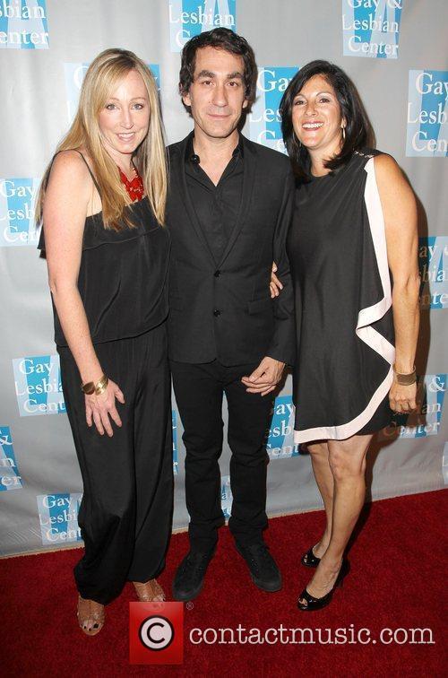 Jodi Bonk, Brent Bolthouse and Maria Martinico The...