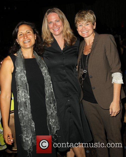 Sue LaVaccare, Betsy Butler and Sue Dunlap The...