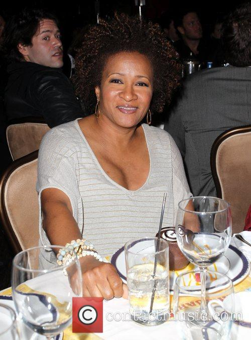 Wanda Sykes and Beverly Hilton Hotel 5