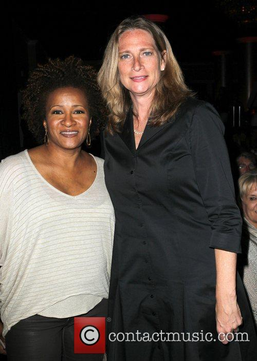 Wanda Sykes and Beverly Hilton Hotel 2