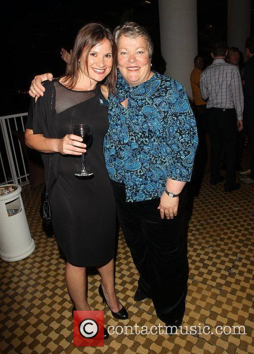 Catherine Davie and Lorri Jean The L.A. Gay...