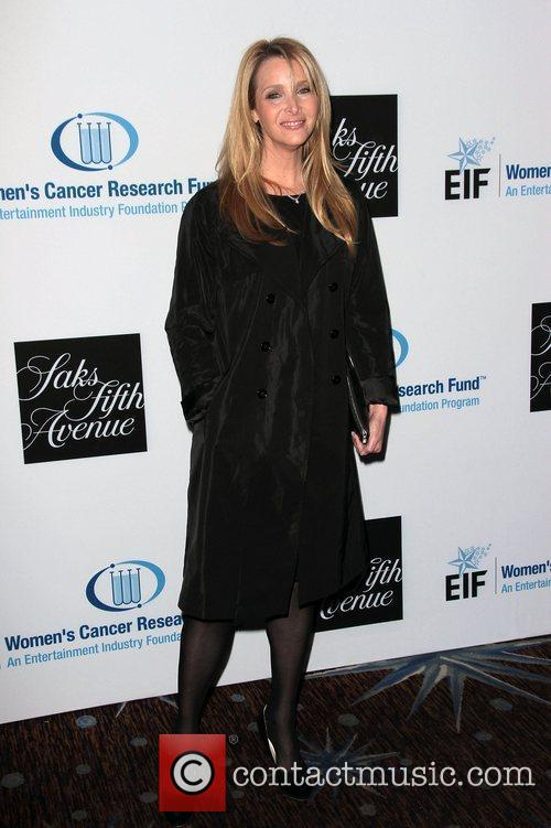 Lisa Kudrow and Beverly Hilton Hotel 1