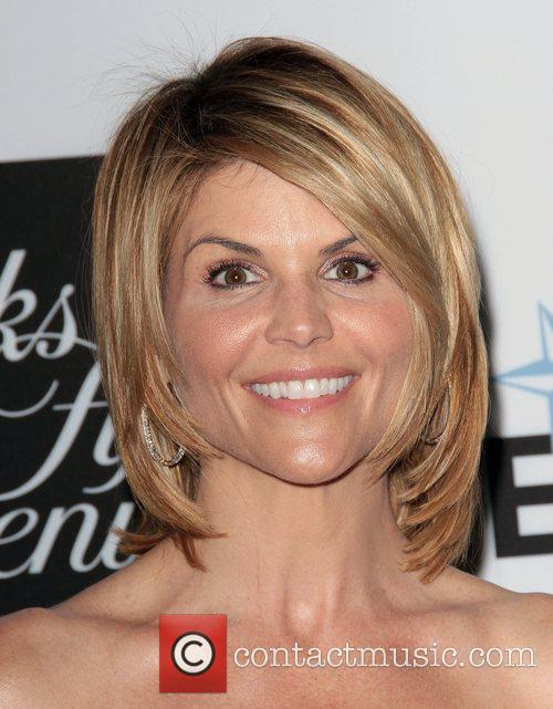 Lori Loughlin and Beverly Hilton Hotel 2