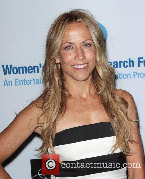 Sheryl Crow and Beverly Hilton Hotel 2