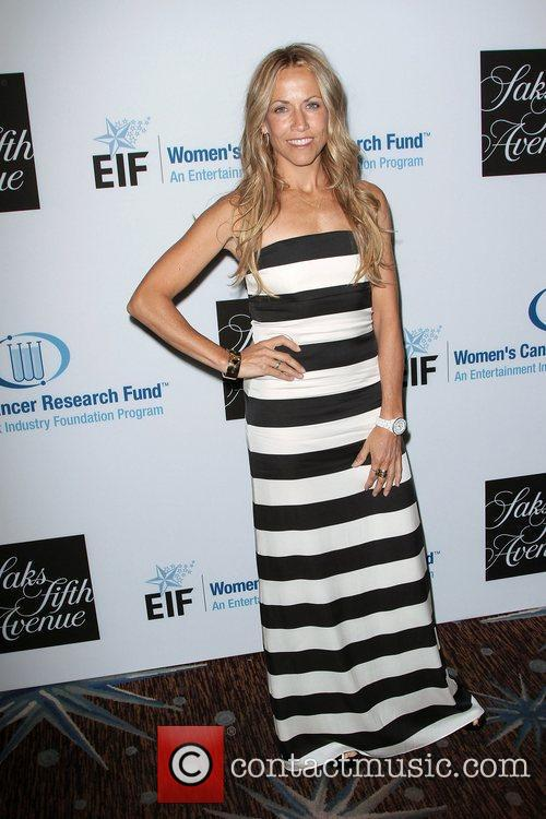 Sheryl Crow and Beverly Hilton Hotel 6