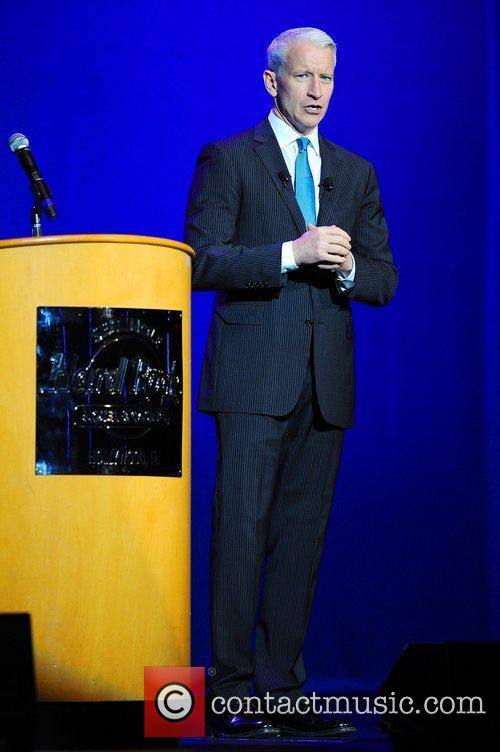 Anderson Cooper, Seminole Hard Rock Hotel and Casinos' Hard Rock Live 11