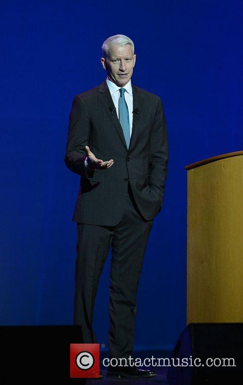 Anderson Cooper, Hard Rock Live, Seminole Hard Rock Hotel and Casino 10