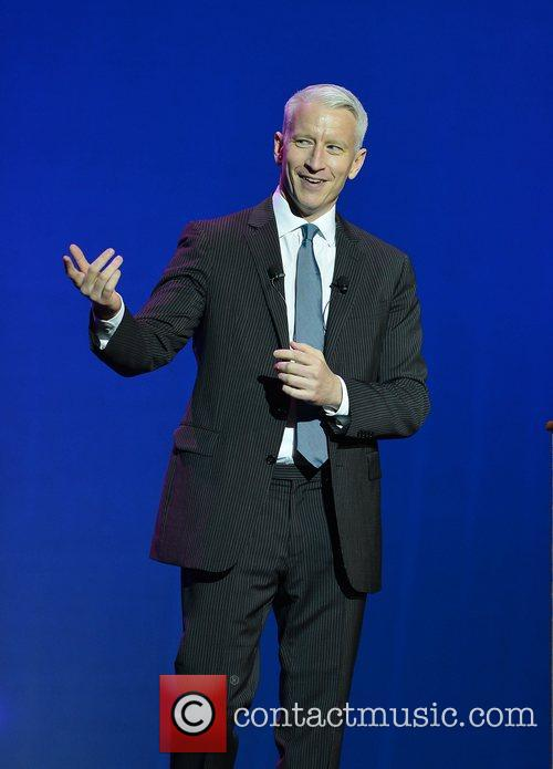 Anderson Cooper, Hard Rock Live, Seminole Hard Rock Hotel, Casino