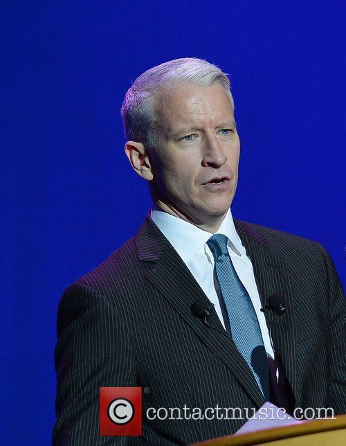 Anderson Cooper, Hard Rock Live, Seminole Hard Rock Hotel and Casino 12