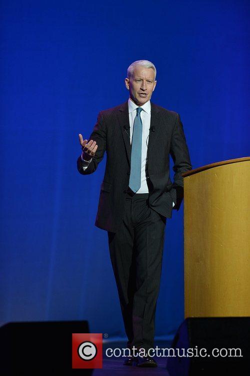Anderson Cooper, Hard Rock Live, Seminole Hard Rock Hotel and Casino 8