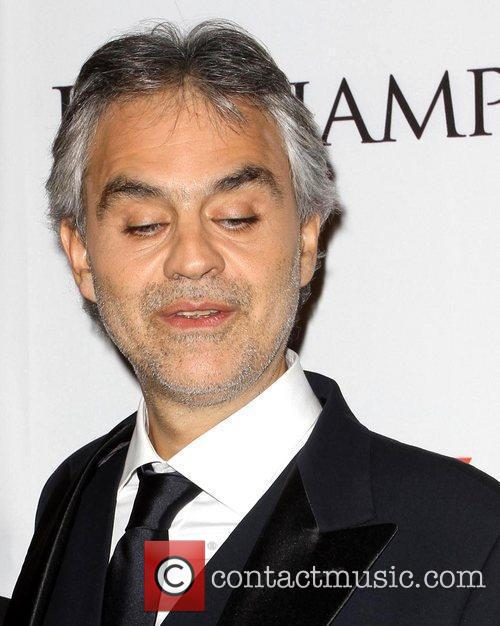 Andrea Bocelli and Beverly Hilton Hotel 1