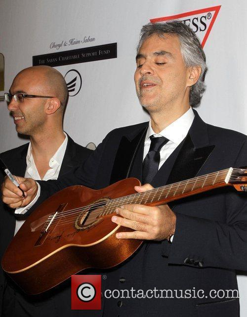Andrea Bocelli and Beverly Hilton Hotel 6