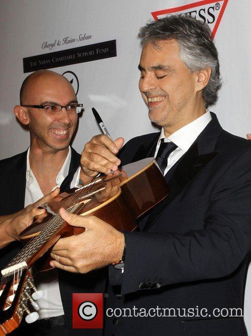 Andrea Bocelli and Beverly Hilton Hotel 3