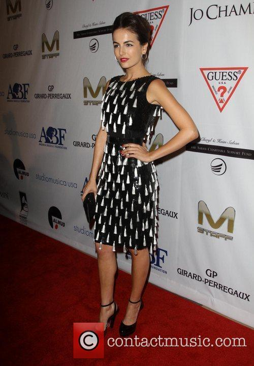 Camilla Belle and Beverly Hilton Hotel 10