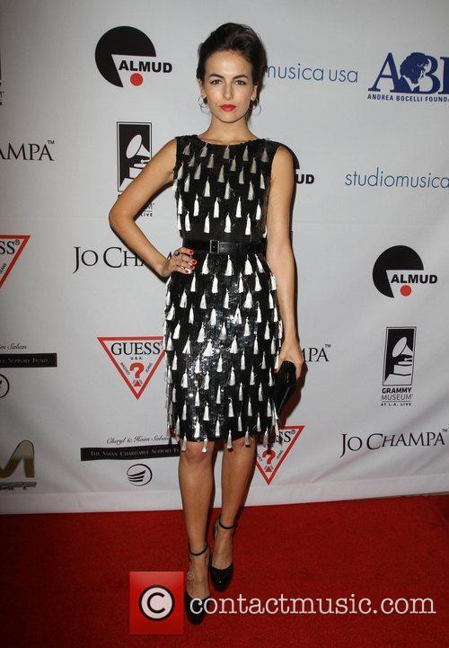 Camilla Belle and Beverly Hilton Hotel 4