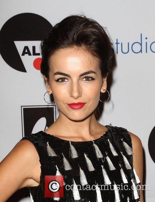 Camilla Belle and Beverly Hilton Hotel 3