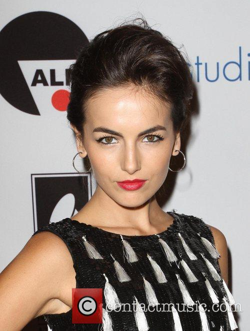 Camilla Belle and Beverly Hilton Hotel 7