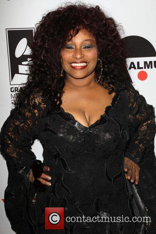 Chaka Khan and Beverly Hilton Hotel 8