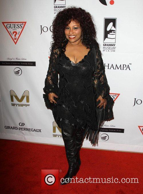 Chaka Khan and Beverly Hilton Hotel 2