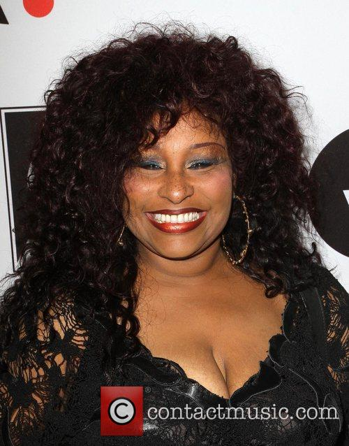 Chaka Khan and Beverly Hilton Hotel 9