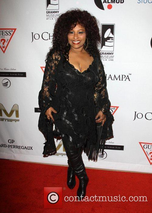 Chaka Khan and Beverly Hilton Hotel 3