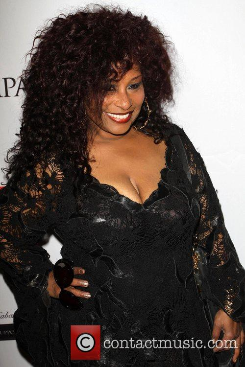 Chaka Khan and Beverly Hilton Hotel 4